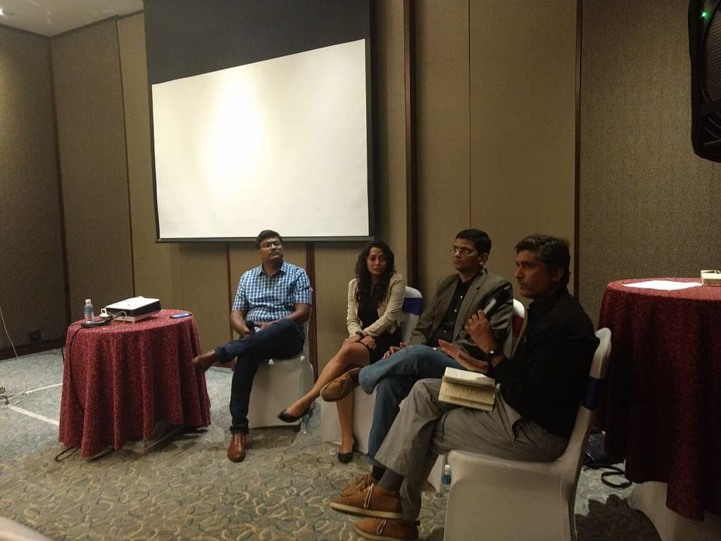 #PuneB2BSocial Panel Discussion