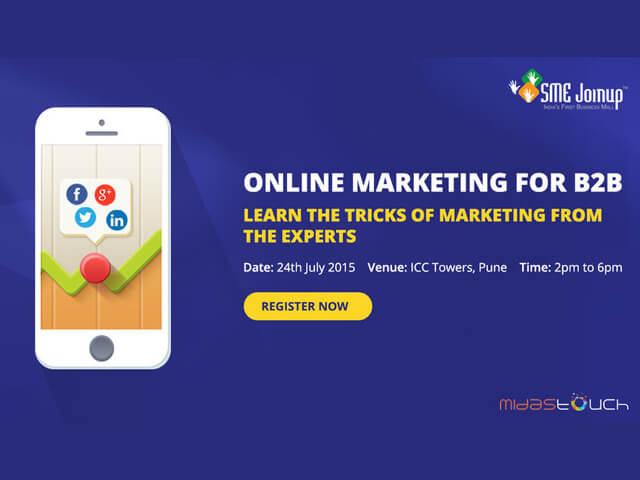 Online Marketing for B2B